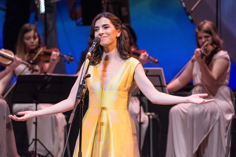 Alexandra Usurelu @ National Theatre Bucharest, 2018