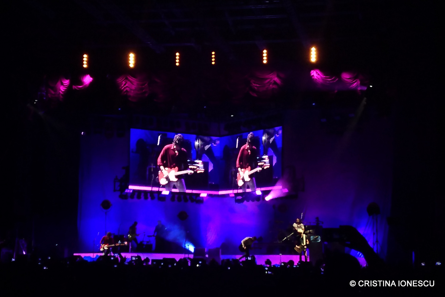 Kings of Leon @ National Arena, Bucharest, June 2017